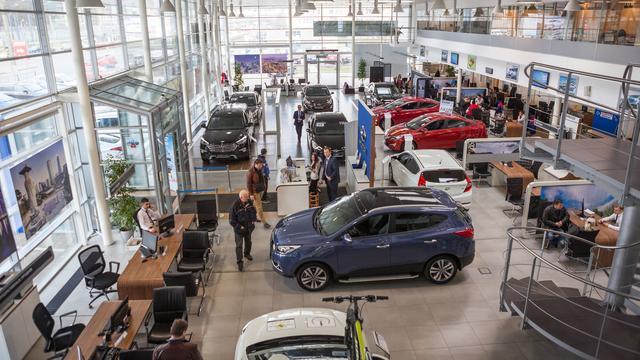In oktober opnieuw meer tweedehands auto's verkocht