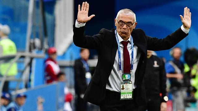 Bondscoach Cúper vertrekt bij Egypte na teleurstellend WK