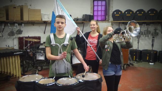 Johan Friso in Middelburg zoekt muzikale kinderen