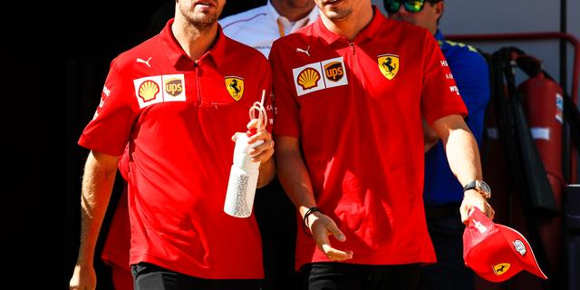 Analyse: Interne strijd bij Ferrari is goed voor Formule 1