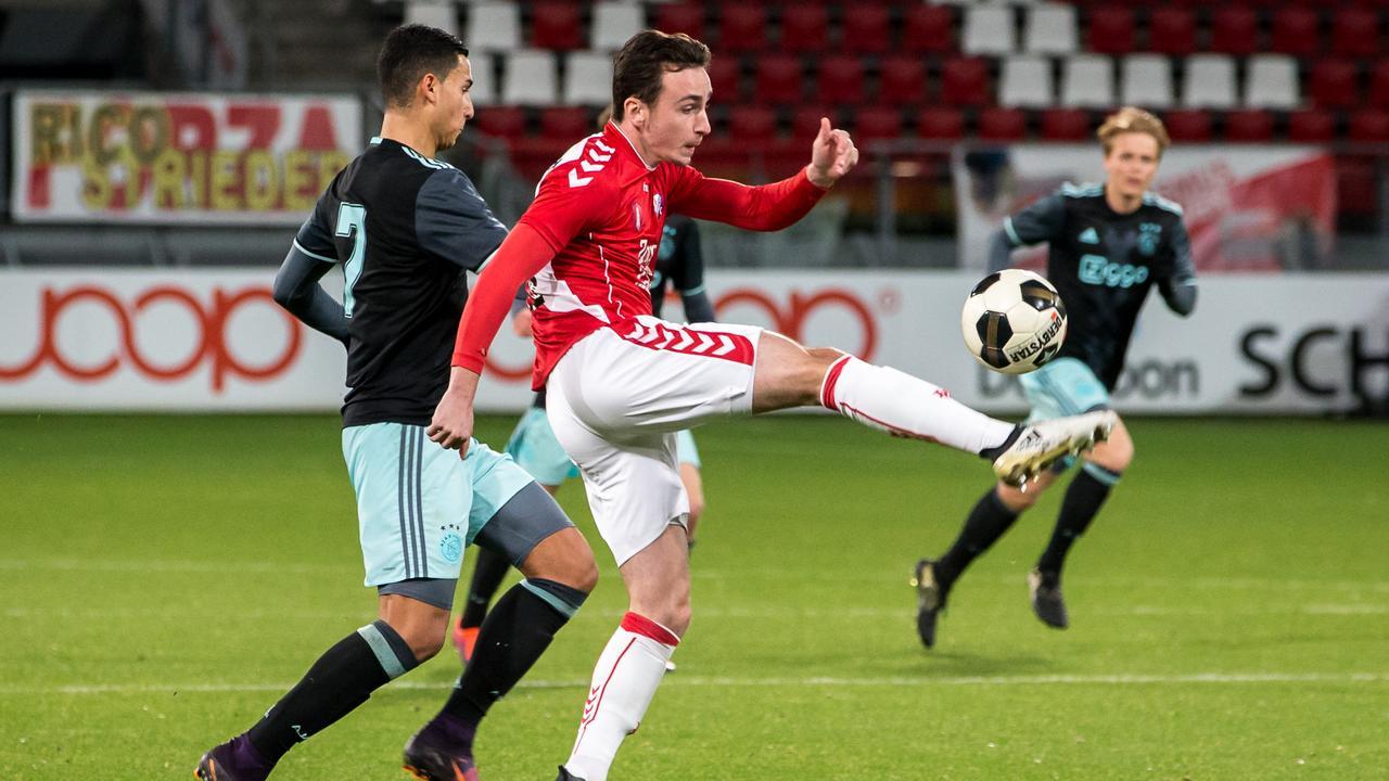 Samenvatting Jong FC Utrecht - Jong Ajax