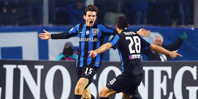 De Roon trefzeker voor winnend Atalanta Bergamo, Napoli onderuit