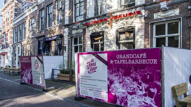 Pand van nachtclub Filemon wordt omgebouwd naar grand café