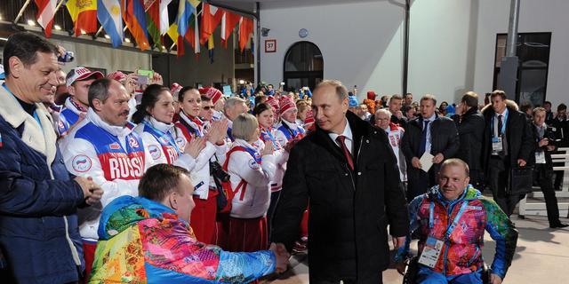 Tientallen Russen onder neutrale vlag naar Paralympische Spelen