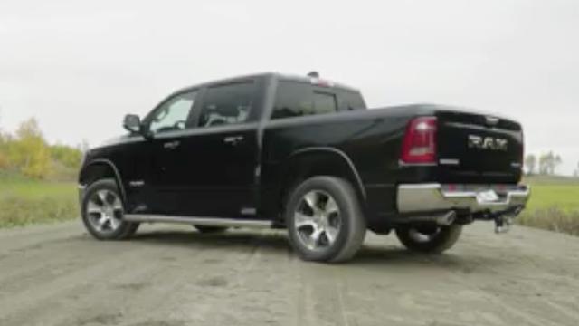 Eerste rijtest: Weinig nieuws bij pick-uptruck Ram 1500