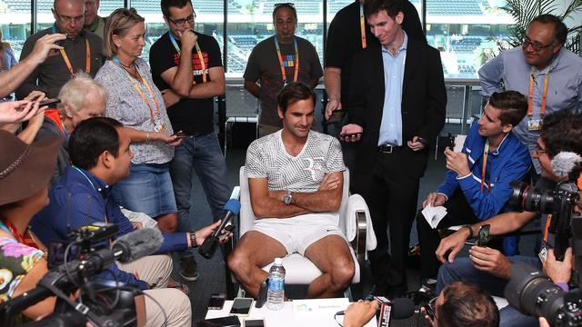 Wawrinka: 'Federer kan absoluut de oudste nummer één ooit worden'