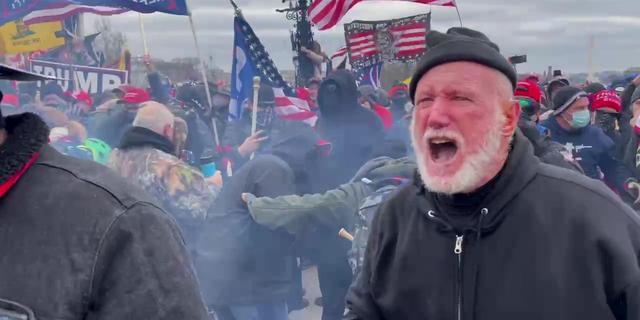Dubbele standaard: 'BLM-demonstranten zouden in Washington de klos zijn'