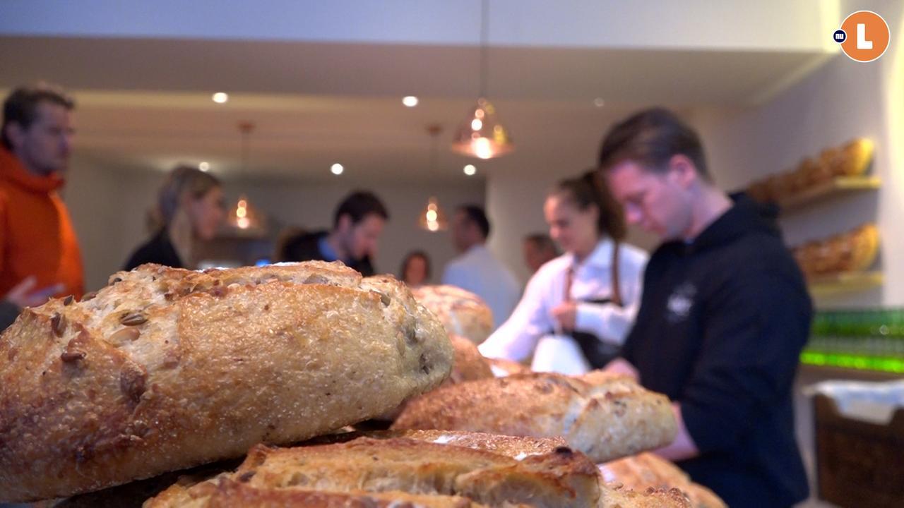 'Bierbakkerij' in Amsterdam maakt brood van bieringrediënten