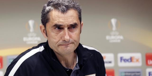FC Barcelona stelt Valverde aan als nieuwe trainer