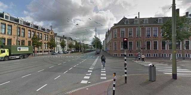 Kind raakt gewond bij autobotsing op Prinsegracht en Brouwersgracht