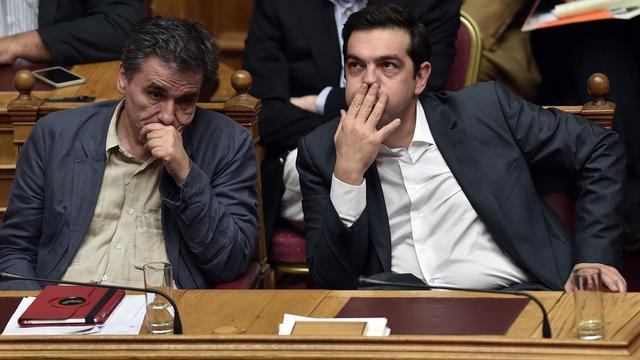 Tsipras ziet economische schade Griekenland als herstelbaar