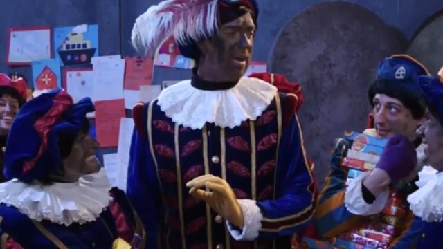Sinterklaasjournaal introduceert roetveegpieten naast één zwarte piet