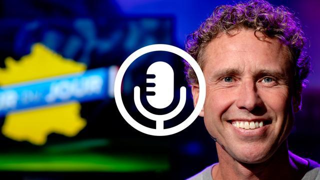 In de auto met Michael Boogerd: 'Zoons leraar grapte over doping'