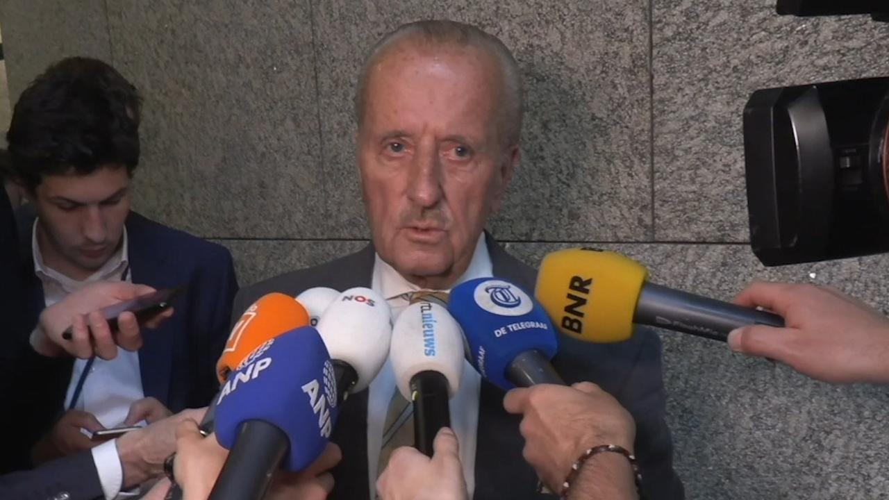 Hiddema: 'Otten pakte partijgeld niet met kwade bedoelingen'