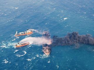 Dertig opvarenden van vaartuig nog steeds vermist