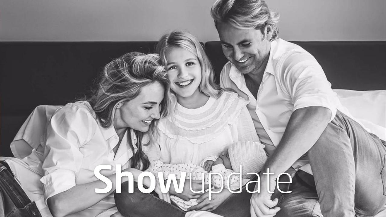 Show Update: Kelly Weekers en dochter Scottie erop uit