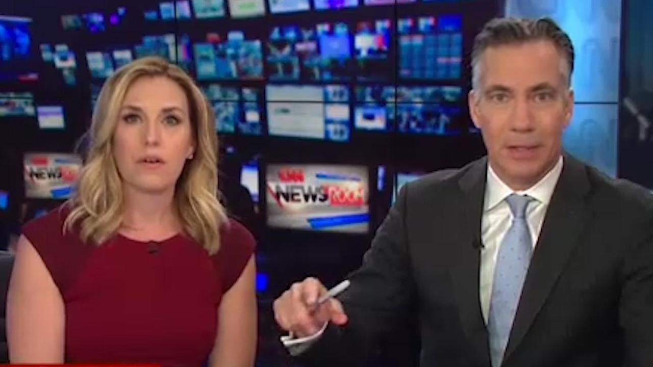 Brandalarm onderbreekt uitzending CNN na vondst verdacht pakket