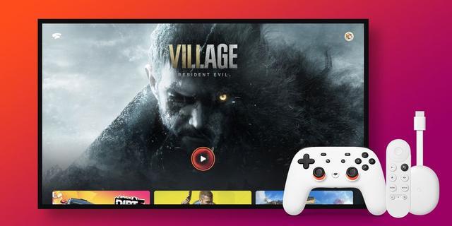 Gamestreamingdienst Stadia komt deze maand uit op Android TV en Google TV