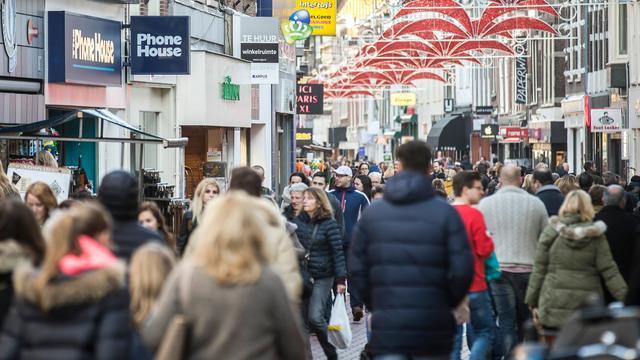 Hoogste groei Nederlandse detailhandel in elf jaar