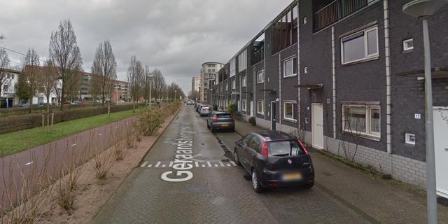 Woning beschoten op Geraardsbergenstraat in Nieuw-Sloten