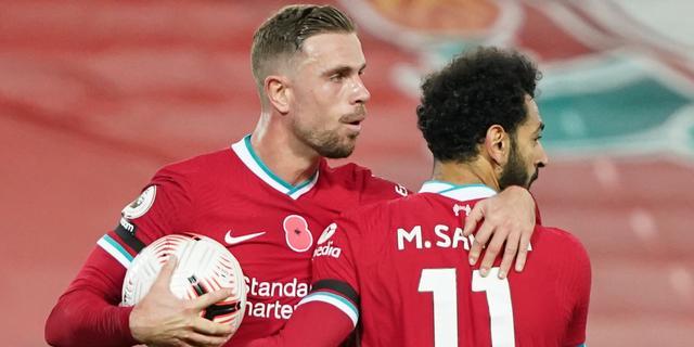 Liverpool-aanvoerder Henderson fit genoeg voor basisplaats tegen Ajax