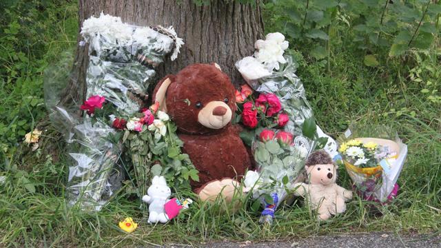 Begrafenisdienst voor overleden baby Slotermeer