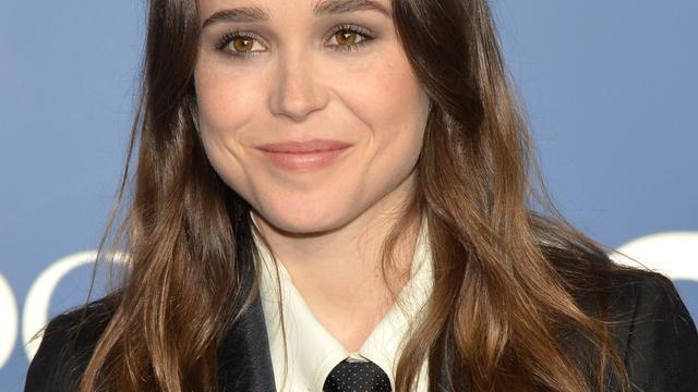 Ellen Page is gelukkiger dan ooit sinds coming-out