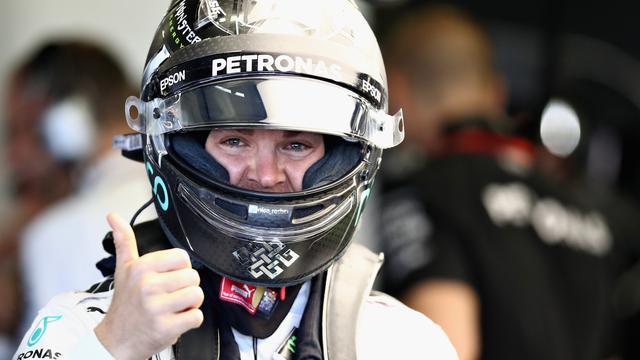 Nico Rosberg: Kleurloze coureur treedt in voetsporen van vader