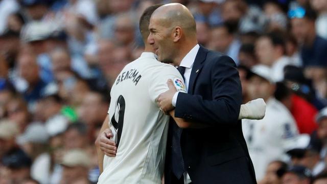 Zidane ziet veel positieve punten na rentree bij winnend Real Madrid