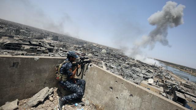 Iraakse troepen starten offensief tegen bolwerk Islamitische Staat