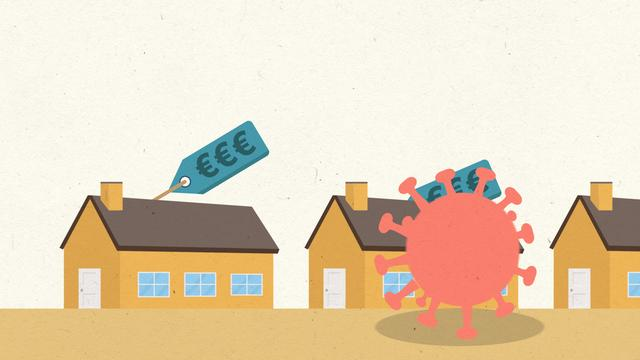 Waarom de huizenprijzen ondanks de coronacrisis blijven stijgen