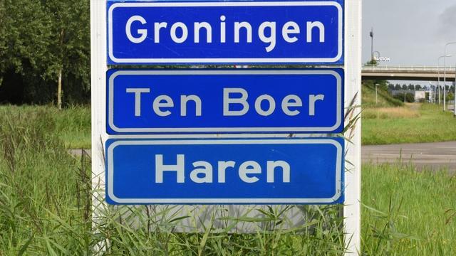 Provincie presenteert herindelingsontwerp Groningen, Ten Boer én Haren