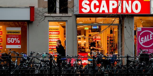 Scapino neemt shop-in-shops Aktiesport over