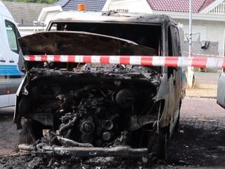 Volgens buurtbewoners was explosie te horen tijdens brand