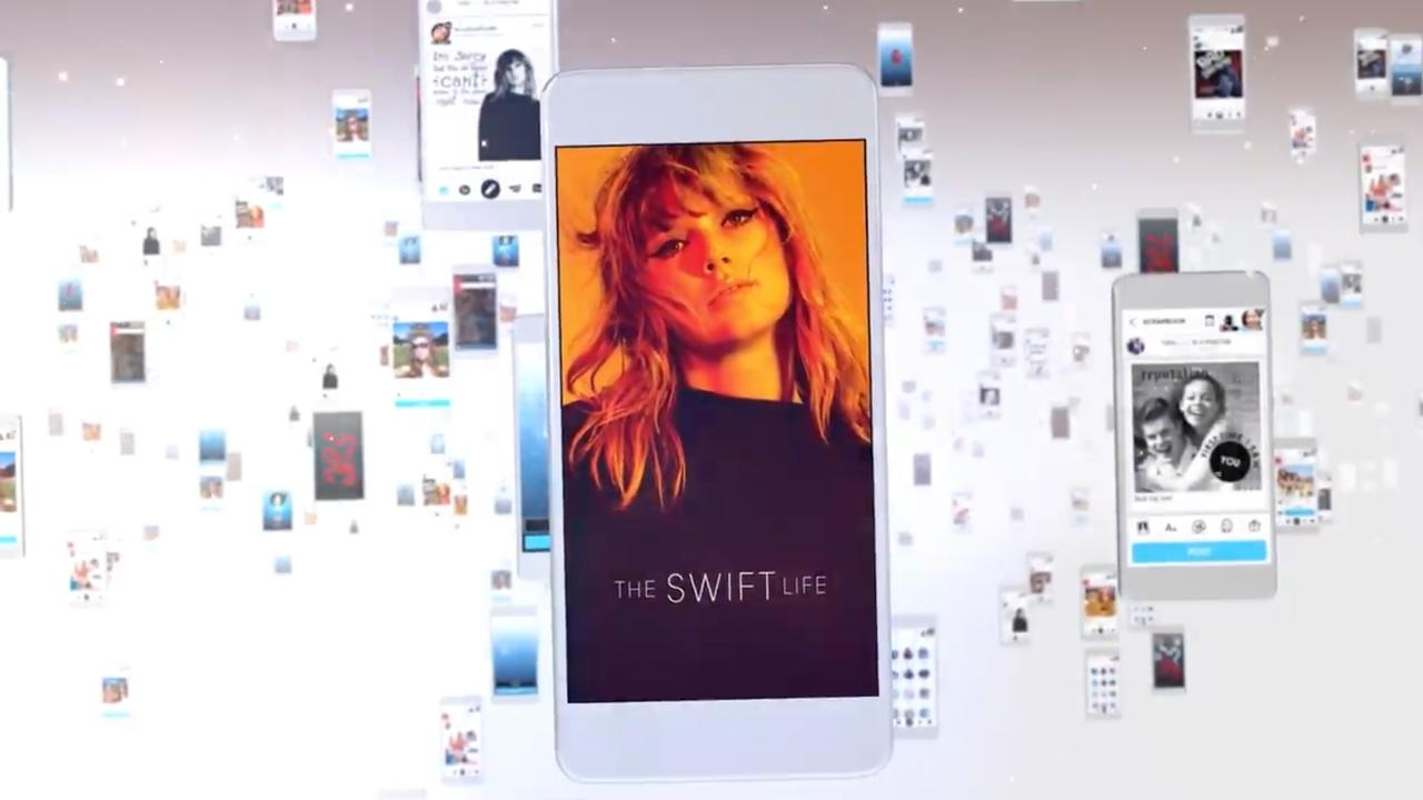 Taylor Swift komt met speciale app voor fans