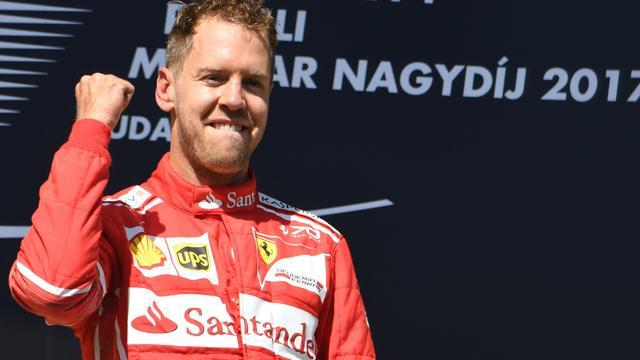 Vettel dicht Mercedes beste kansen toe bij Grand Prix Italië