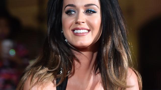 Zangeres Katy Perry verdient 123 miljoen euro