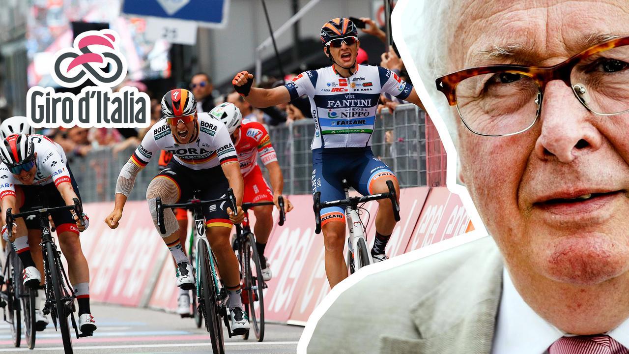 Mart bespreekt de Giro: 'Het hele peloton is moe'