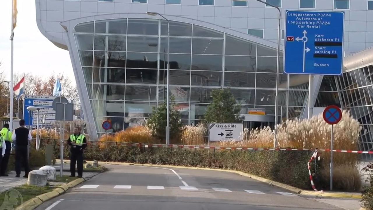 Eindhoven Airport korte tijd ontruimd na vondst verdachte koffer