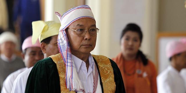 Nieuwe regeringsleider Myanmar roept vanuit schuilplaats op tot revolutie