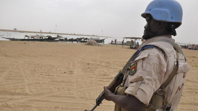 Drie VN-militairen gedood bij aanval in Mali