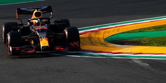 Vijf vragen over GP Emilia-Romagna: 'Red Bull gaat ook hier weer snel zijn'