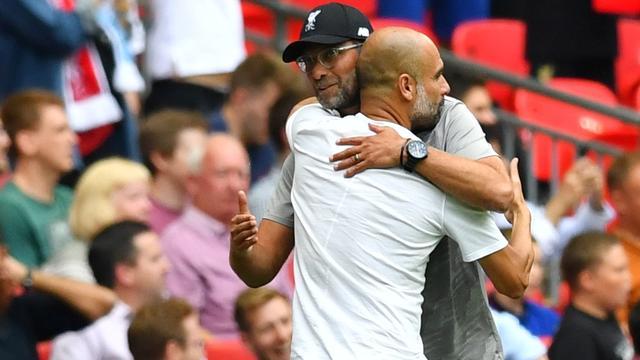 Guardiola vindt dat Liverpool huidige succes te danken heeft aan Klopp