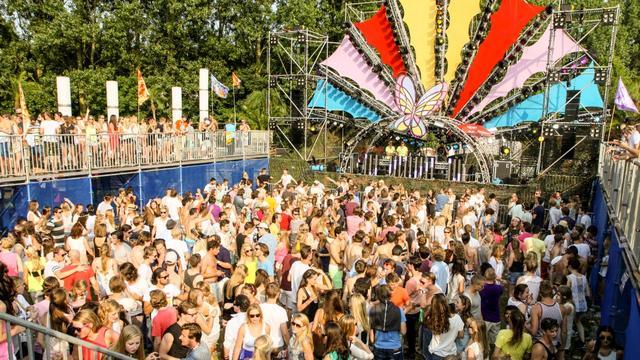 Eerste lustrum Hifi-festival