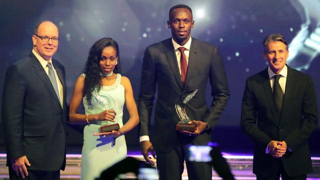Usain Bolt voor zesde keer uitgeroepen tot atleet van het jaar