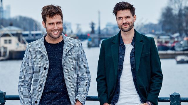 Nick en Simon willen 'donkere kant' liever niet ter sprake brengen