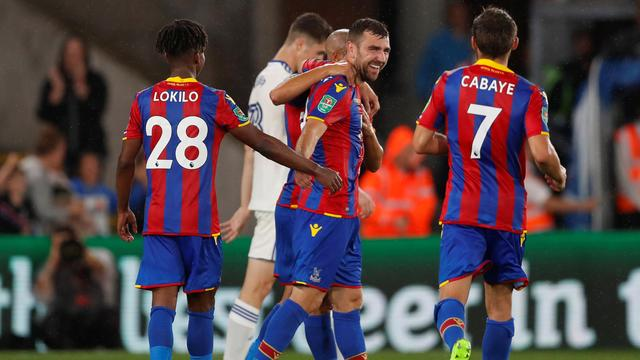 De Boer boekt in League Cup eerste zege met Crystal Palace