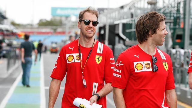 Vettel geniet van testdag op Mugello: 'Dit circuit verdient een Grand Prix'