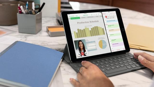 'iPad Mini krijgt ook Pro-versie met toetsenbordaansluiting'