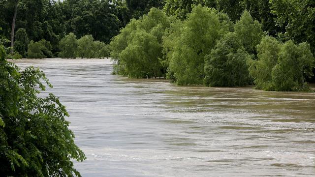 Overstromingen Texas officieel grote ramp